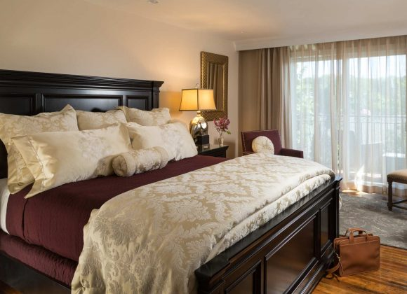 Executive Guest Rooms