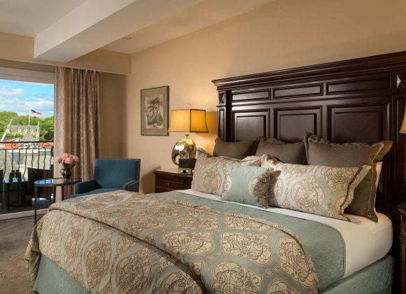 Ocean View Guest Rooms