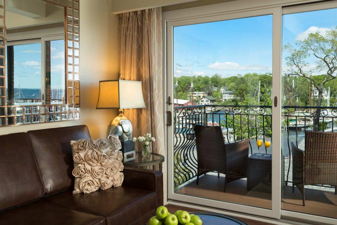 Camden Harbor Suite