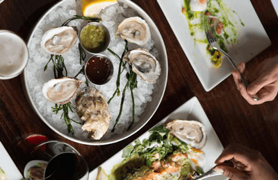 18 Central Oyster Bar