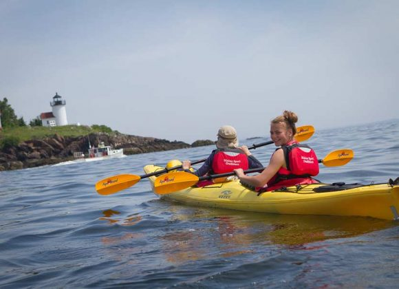 Maine Sport Kayaking