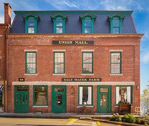 Union Hall, Rockport