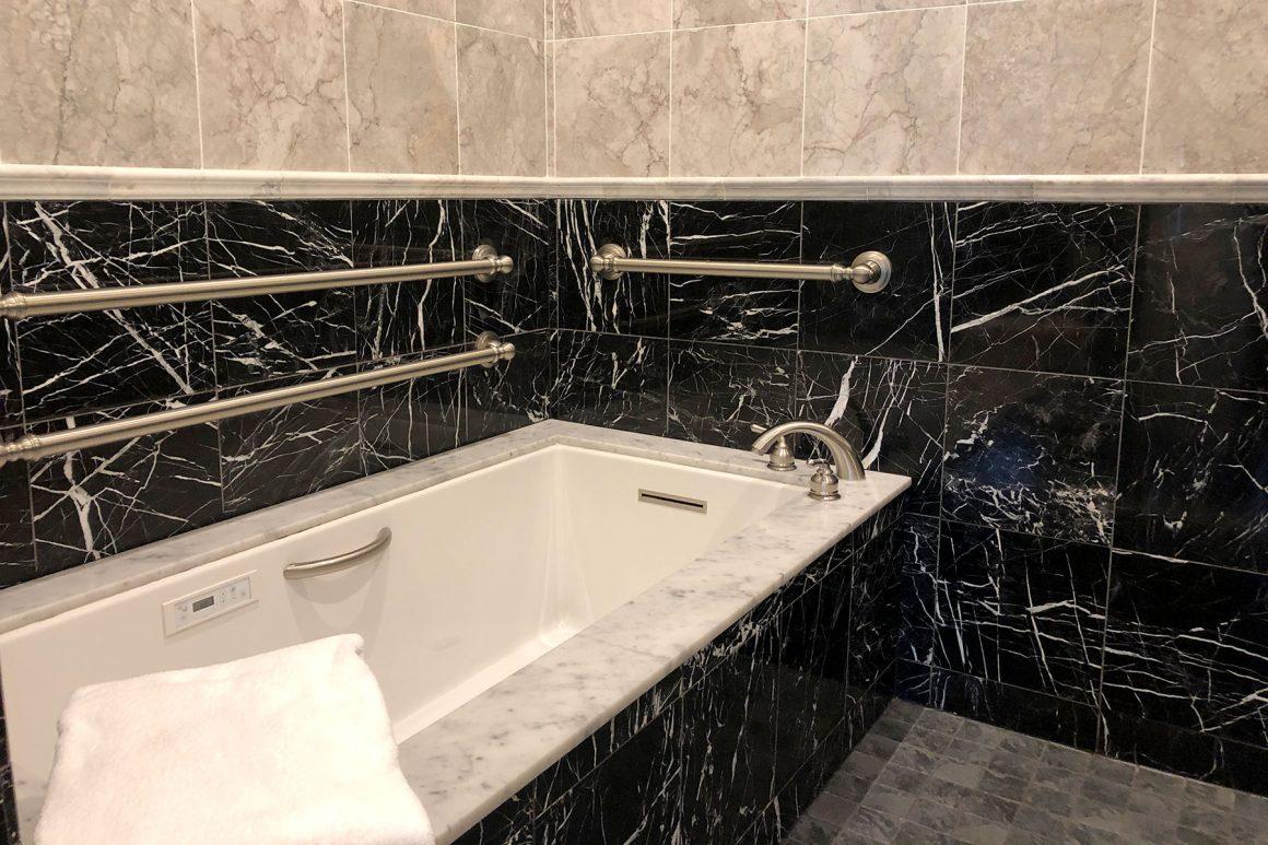ADA Accessible Bathtub